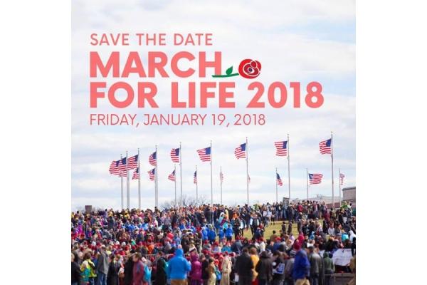 Indulgencia plenaria Marcha por la Vida Washington 2018