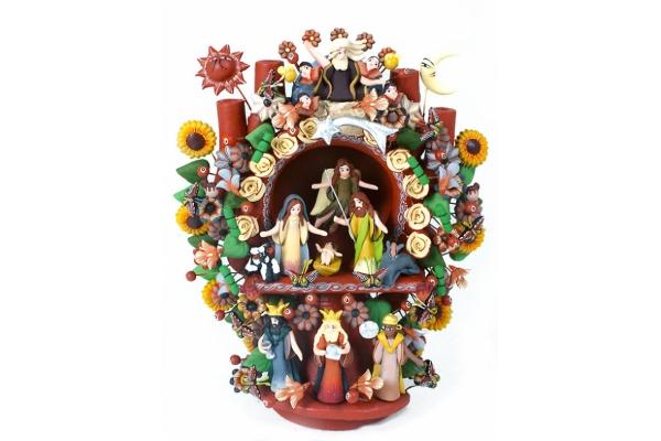 De festejar a Huitzilopochtli al nacimiento de Jesús