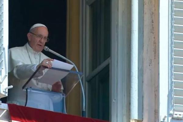 Papa Francisco solo Dios en el juicio final podrá separar el bien del mal