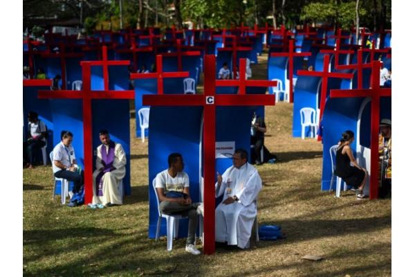 JMJ Panamá: Se inaugura el Parque del Perdón