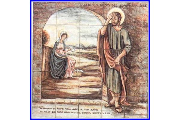 Comienzan los Dolores y Gozos de San José