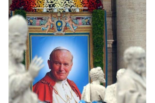 Recordamos a San Juan Pablo II en el día de su cumpleaños