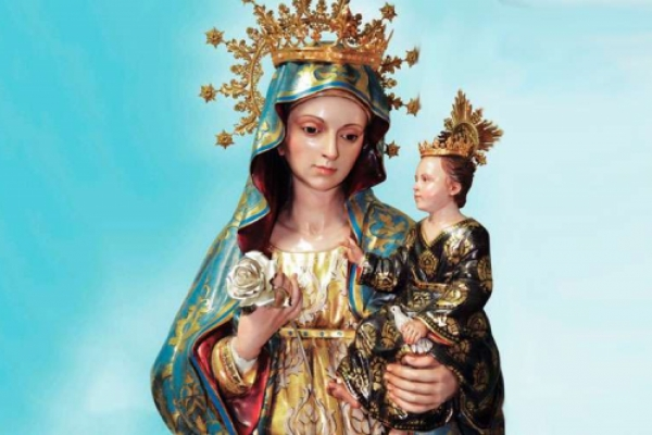 La presencia de Santa María La Antigua, patrona de Panamá, en la JMJ 2019