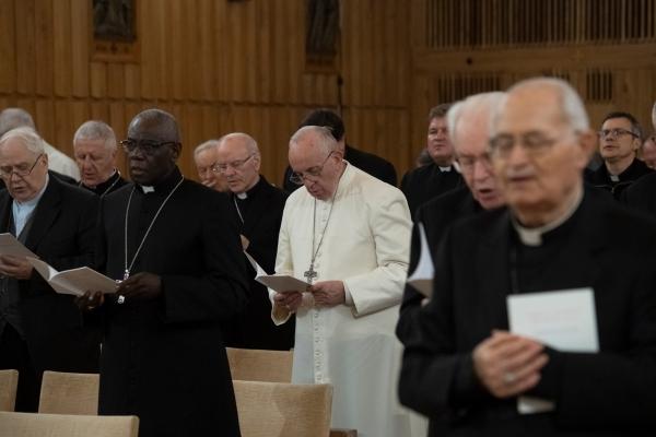 Seis años de la elección de Jorge Mario Bergoglio como Papa