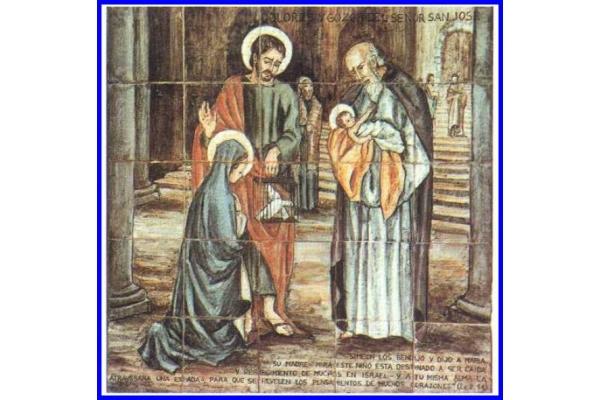 Tercer Domingo: Dolores y Gozos de San José