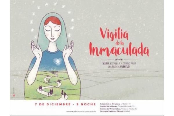 Vigilia de la Inmaculada Madrid
