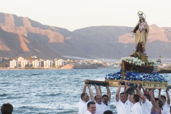 La Virgen del Carmen, la Estrella del Mar