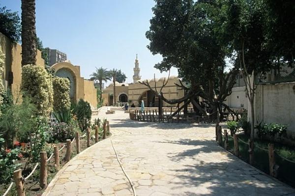 Egipto se vuelca con la ruta de la Sagrada Familia