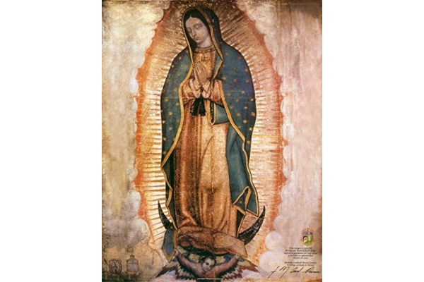 4 datos asombrosos sobre la Virgen de Guadalupe