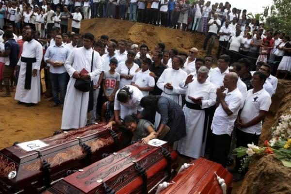 Sri Lanka: El cardenal considera mártires a los difuntos
