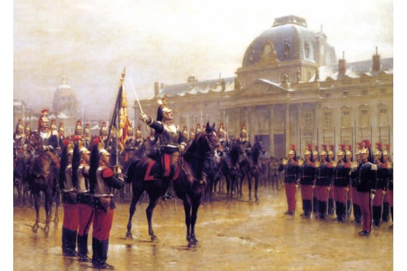 6º regimiento de coraceros