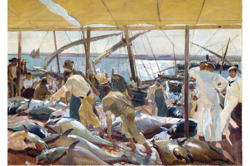 Ayamonte: La pesca del atún