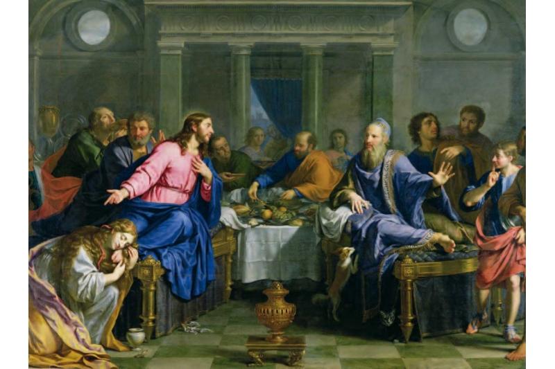 El Banquete de Simón el Fariseo