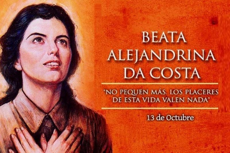 Alejandría María Da Costa - 13 de Octubre