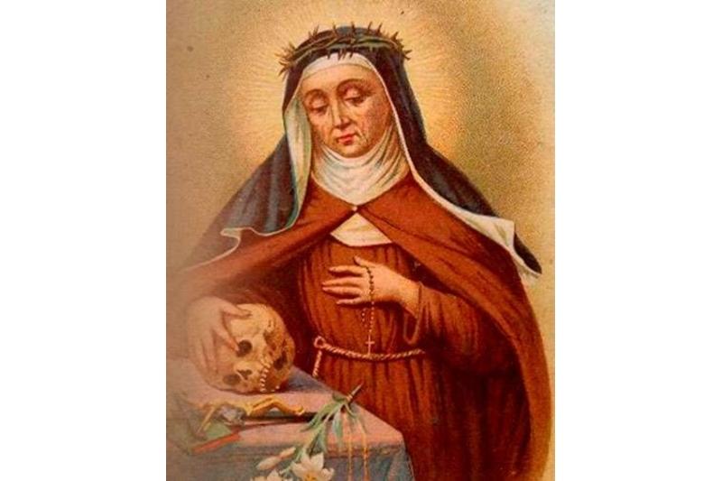 Beata María Magdalena Martinenfo, Virgen