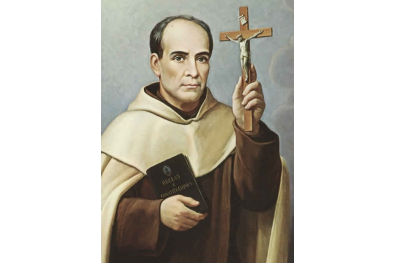 Beato Francisco Palau - 7 de Noviembre