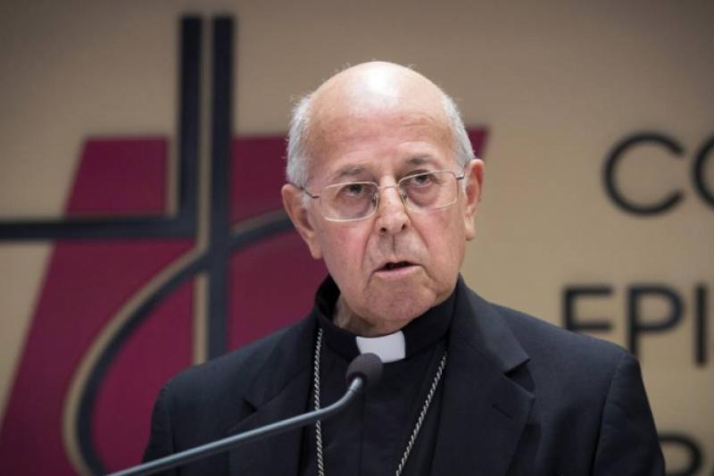 Cardenal Ricardo Blázquez