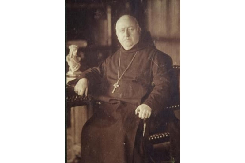 Columba Marmion, Abad benedictino - 30 de Enero