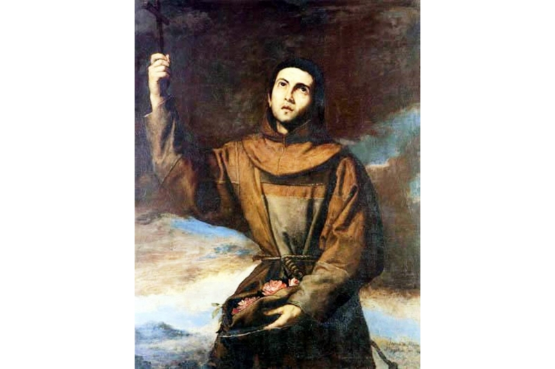 Diego de Alcalá, Santo - 12 de Noviembre