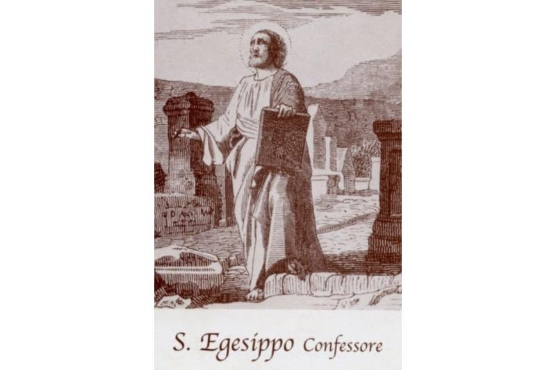 San Hegesipo ó Egesipo - 5 de Abril