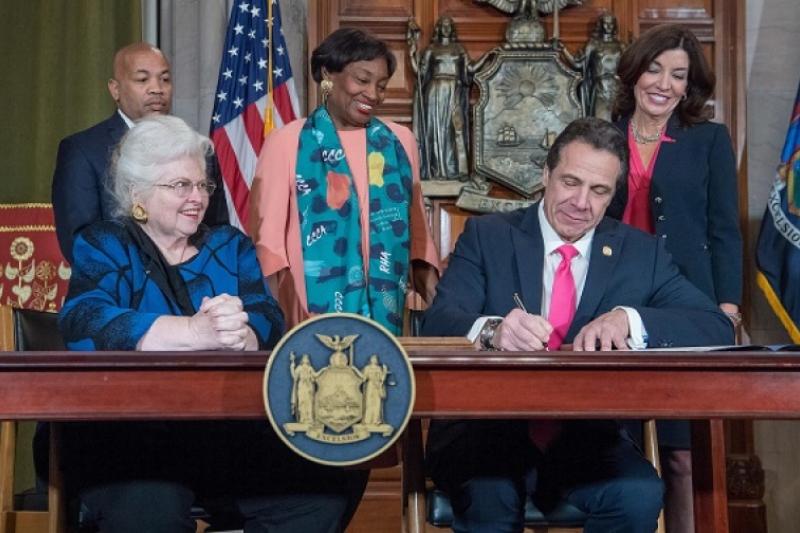 La nueva Ley del aborto en Nueva York aprueba el aborto