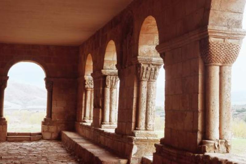 Ermita de Santa María de Tiermes, Soria