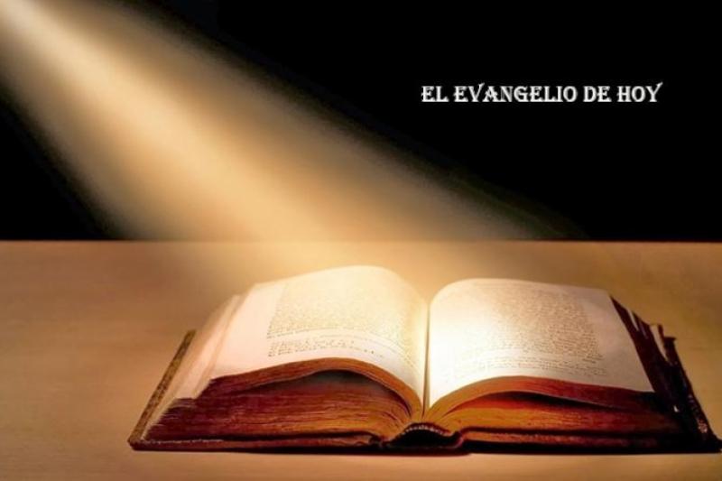 Dios reprende a los que ama. Evangelio del día