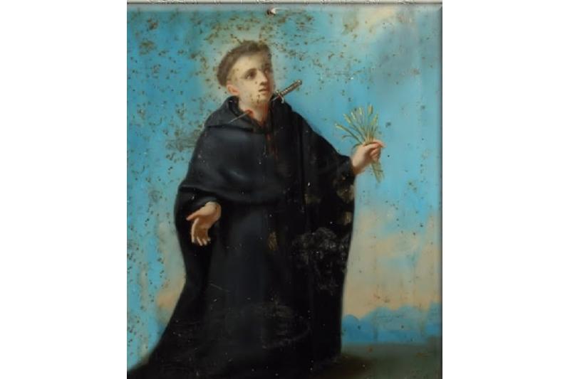 Fandila, Santo Presbítero y Mártir - 13 de Junio