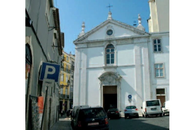 Iglesia de San Juan degollado