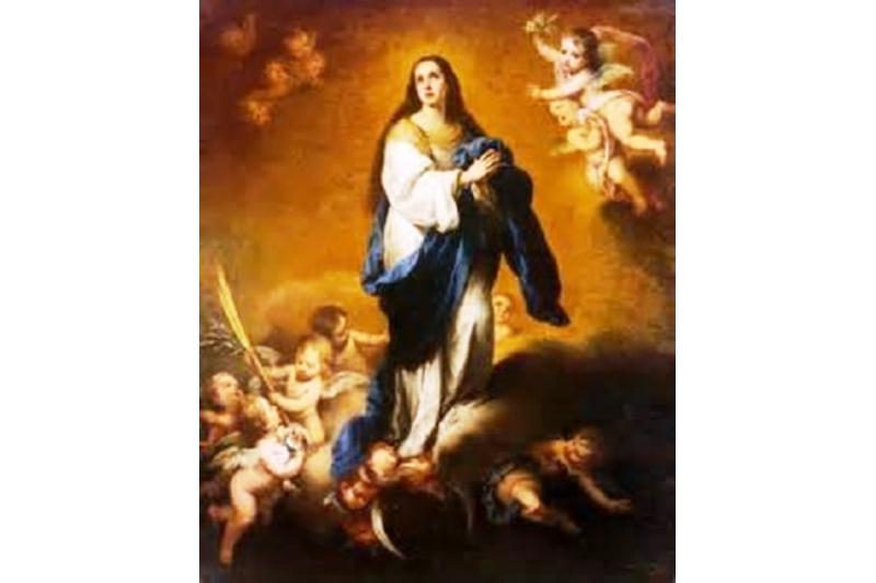 Inmculada Concepción - 8 de Diciembre