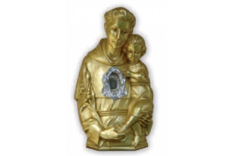Busto-Relicario de San Antonio de Padua