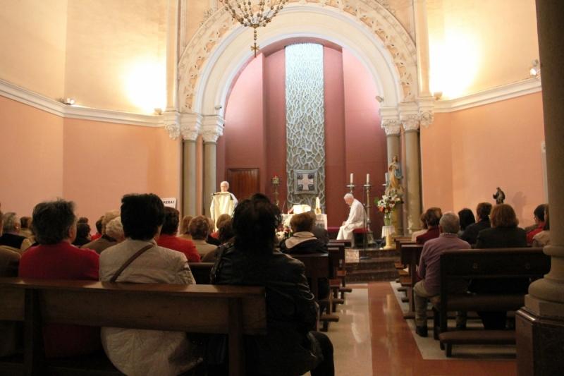 San Antonio de Padua y la Familia de El Pan de los Pobres