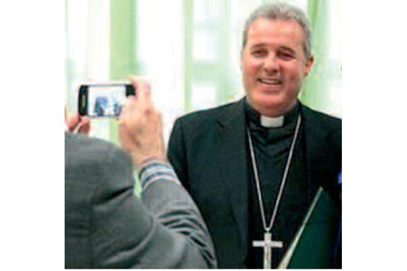 Entrevista a Mons. Mario Iceta Gabicagogeascoa, Obispo de Bilbao