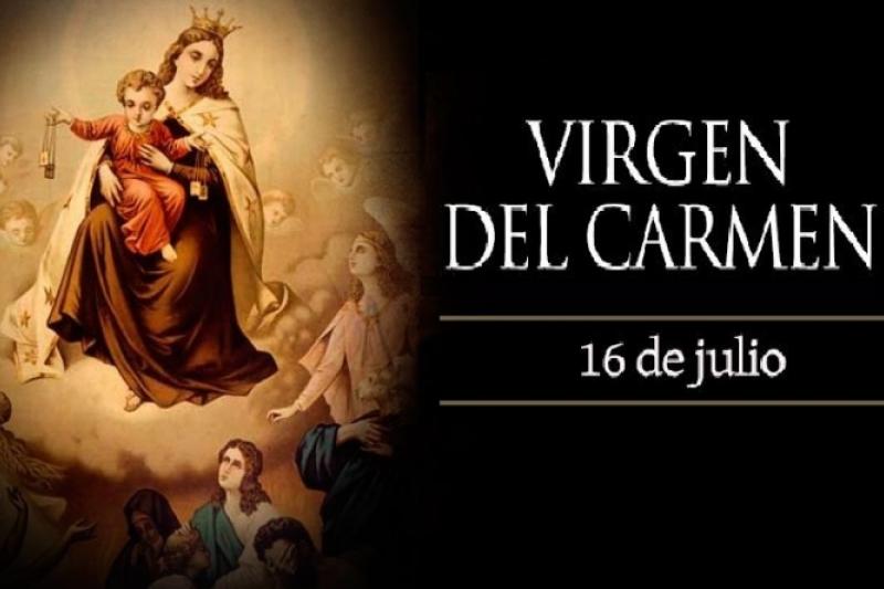 Nuestra Señora del Carmen - 16 de Julio