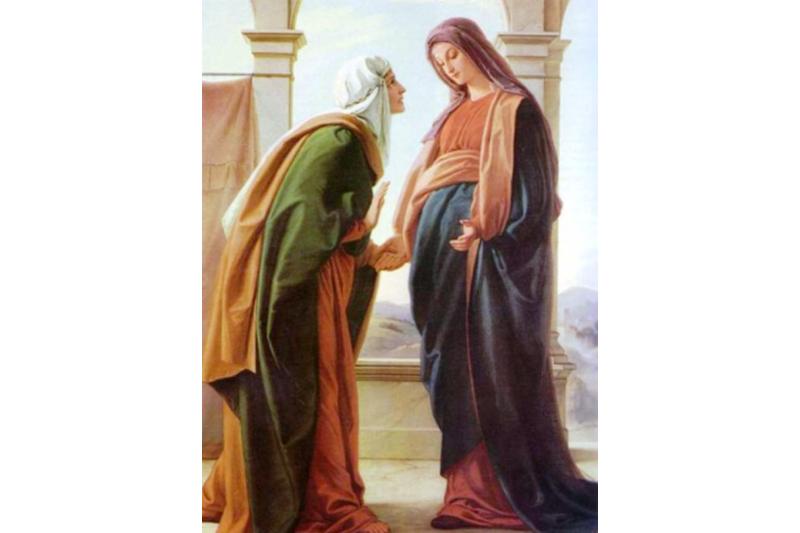 La Visitación de nuestra Señora - 31 de Mayo