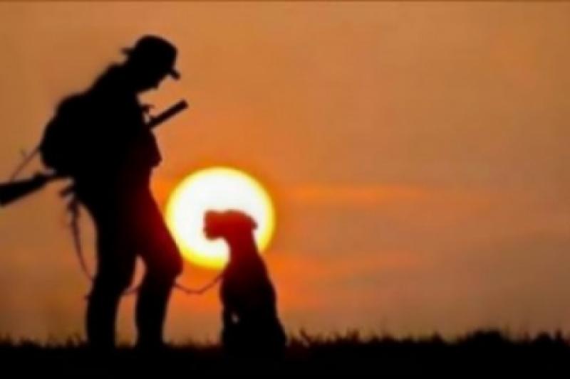 Lecciones literarias. EL cazador y el perro