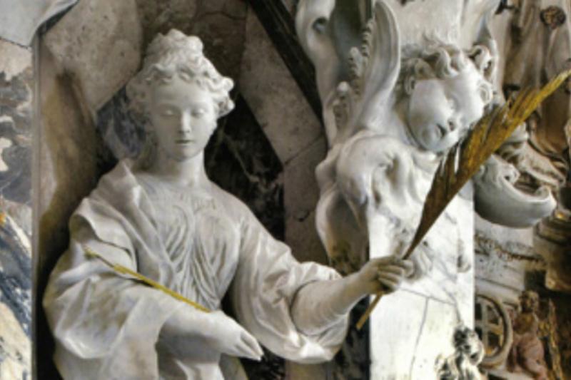 Leocadia de Toledo, Santa y Mártir - 9 de Diciembre