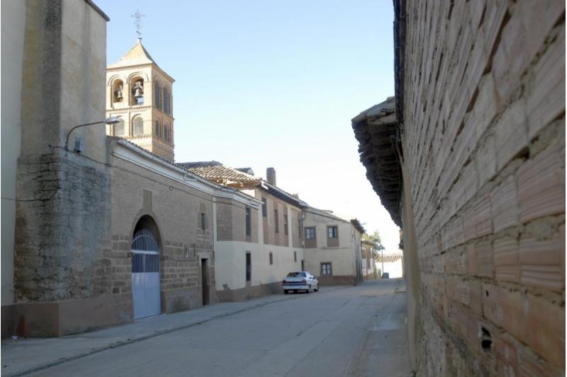Monasterio de Santa Clara de Villafrechós, Valladolid