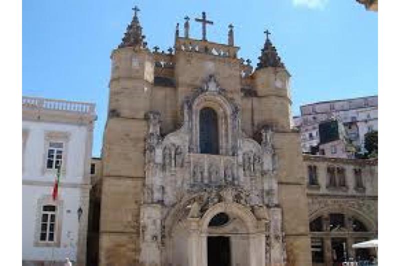 Monasterio de Santa Cruz - Coímbra