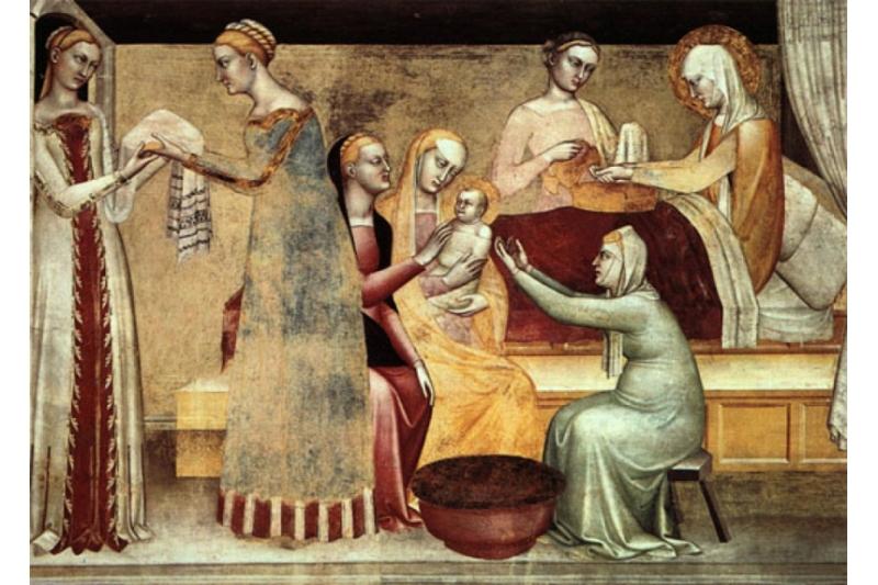 Natividad de la Virgen - 8 de Septiembre