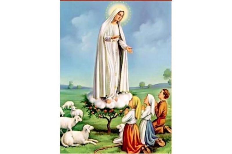 Nuestra Señora de Fátima - 13 de Mayo