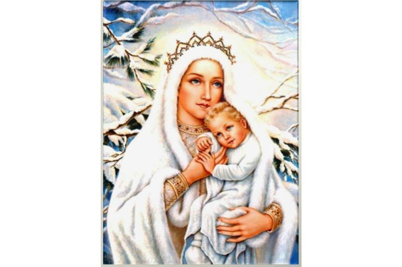 Nuestra Señora de las Nieves- 5 de Agosto