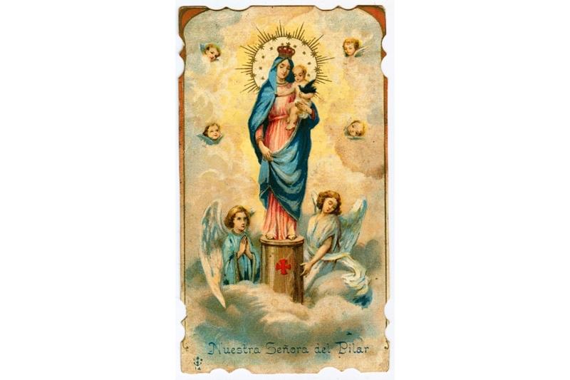 Nuestra Señora del Pilar - 12 de Octubre
