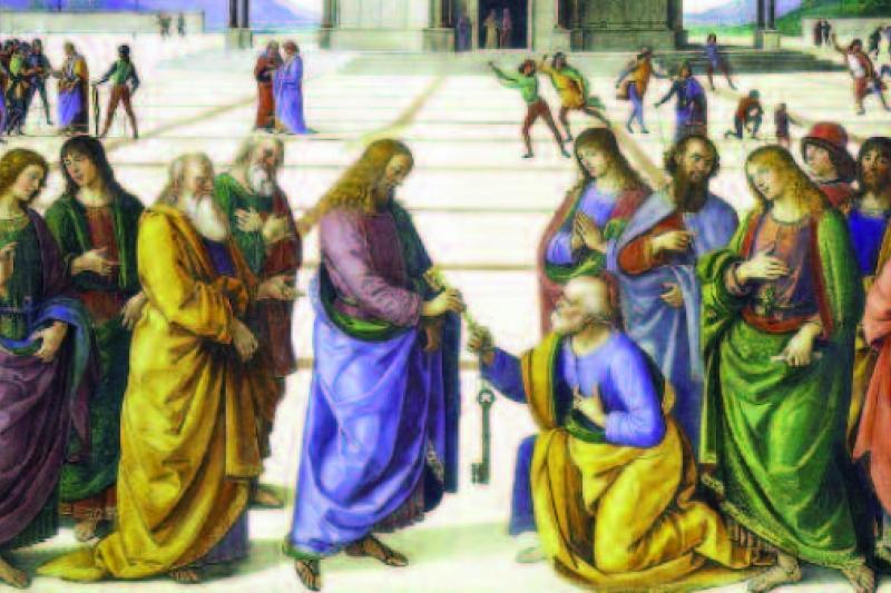 Primado de San Pedro y del obispo de Roma
