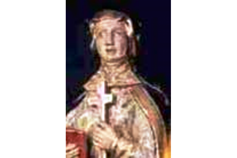 Radegunda, Virgen, a. 1152 - 29 de Enero
