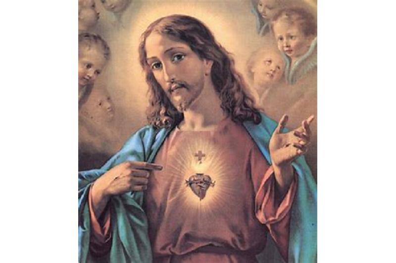 Sagrado Corazón de Jesús. Corpus Christi