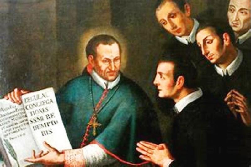 Patrón de confesores y moralistas