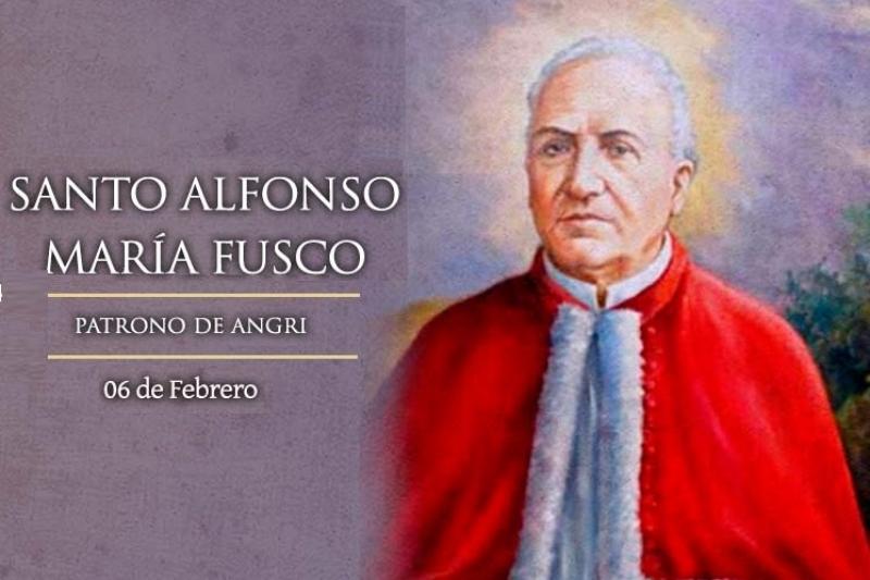 San Alfonso María Fusto - 6 de Febrero
