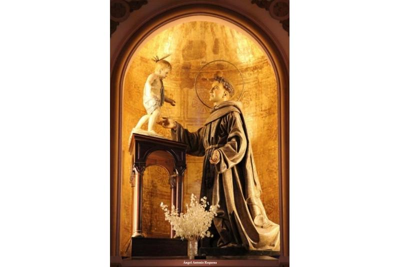 San Antonio de Padua - 13 de Junio