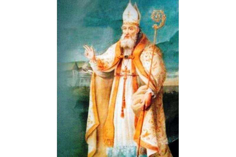 San Benigno, Obispo - 9 de Noviembre